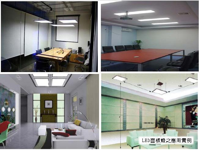 LED面板燈應用
